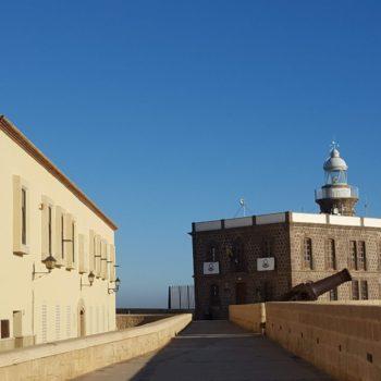 Faro y Hospital del Rey