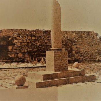Monumento a Carlos de Ramírez de Arellano 01