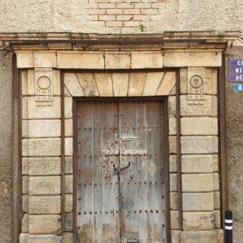Puerta Casa Lafont