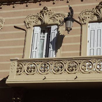 Balcones en calle Ejército Español