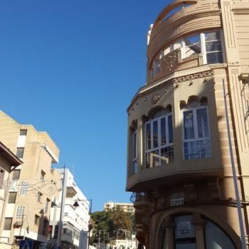 Calle Cándido Lobera