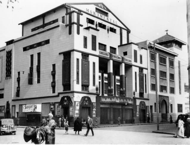 Cine Monumental en el siglo pasado