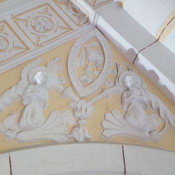 Decoración alusiva a la Eucaristía 01