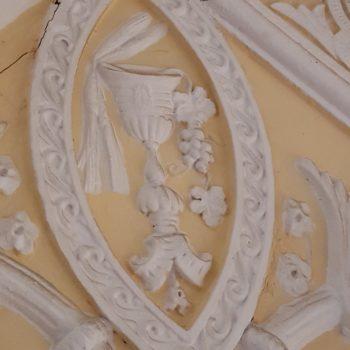 Decoración alusiva a la Eucaristia 02