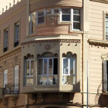 Edificio El Telegrama del Rif