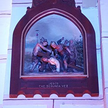 Estación del Vía Crucis