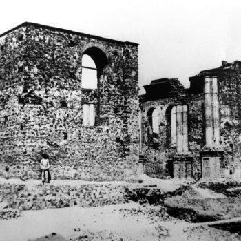 Iglesia del Llano 1908