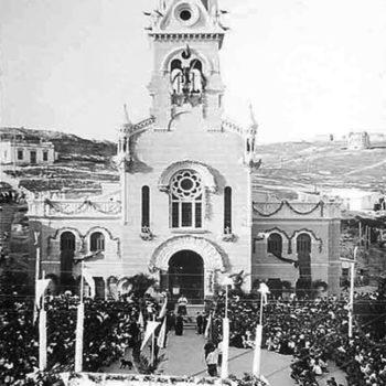 Melillla. 19 de mayo de 1918