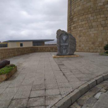 Monumento Mariscal Sherlok 02. Fotografía Deborah Melul