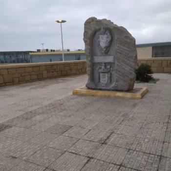 Monumento Mariscal Sherlok 03. Fotografía Deborah Melul