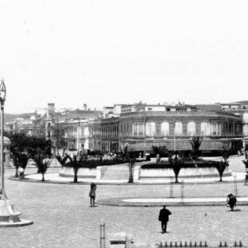 Panorámica desde la Plaza de España 01