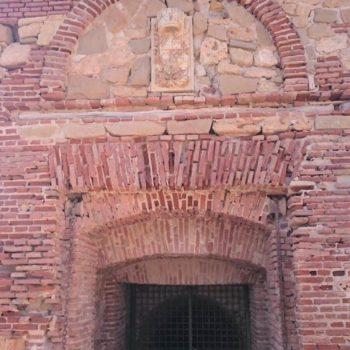 Puerta de acceso al baluarte. 03