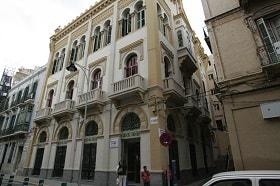 Sinagoga Or Zaruah. Melilla Hoy