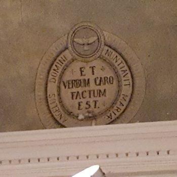 Techo de la Capilla del Sagrario. Detalle