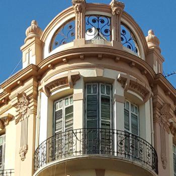 Balconada piso superior