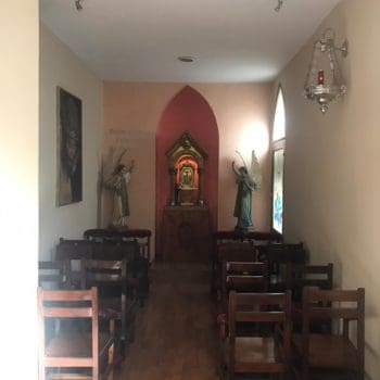 Capilla del Sagrario. Fotografía Francisco Sierra