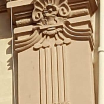 Detalle de la fachada 01