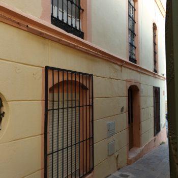 Fachada a calle San Antón 01