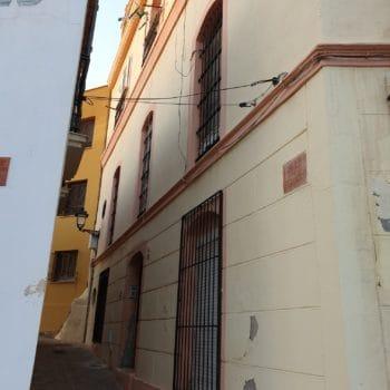 Fachada a calle San Antón 02