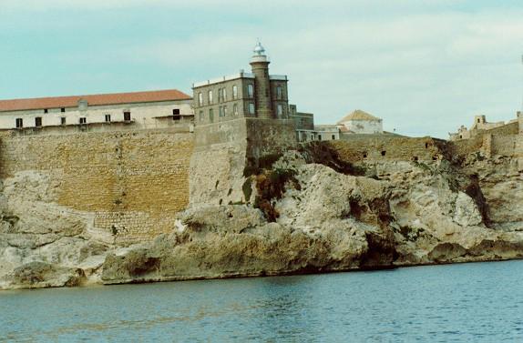 Faro y torreón del Bonete