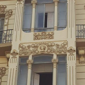 Miradores en Avda. Juan Carlos I Rey