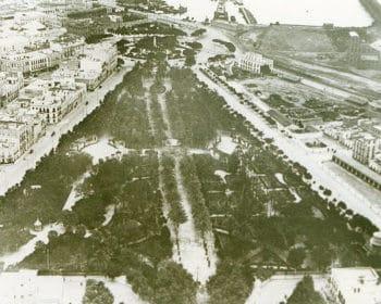 Parque Hernández. El Heraldo de Melilla blogpost