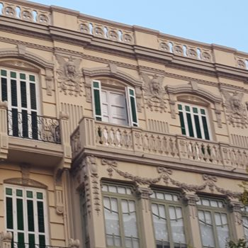 Piso superior fachada Cardenal Cisneros