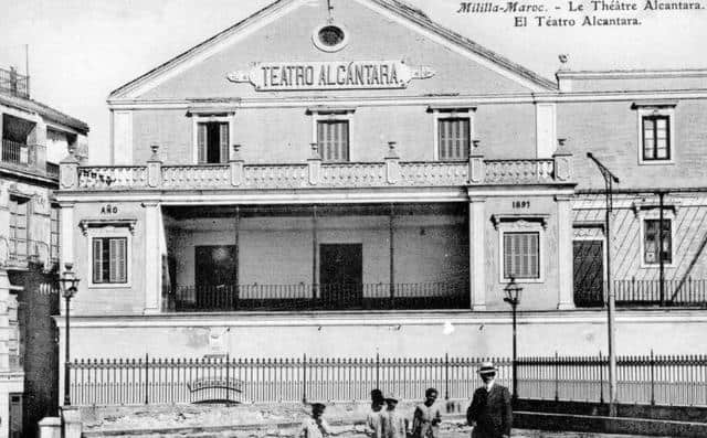 Teatro Alcántara