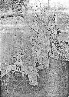 Angulonoreste del Fuerte de San Miguel