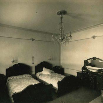 Antiguo Hotel Rusadir. Habitaciones 01. Fotografía AGML