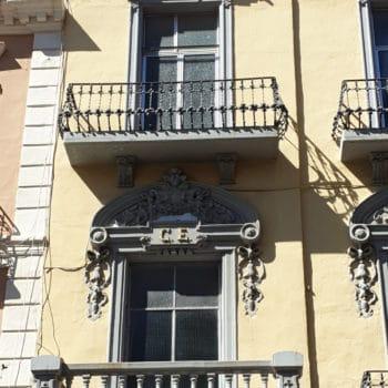 Casino Español. Balcones