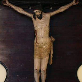 Cristo de la Vera Cruz 01. Fotografía de Miguel Gómez Bernardi