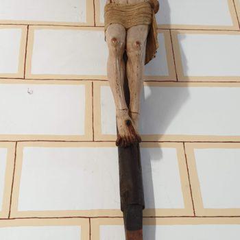 Cristo de la Vera Cruz en el Sagrado Corazón