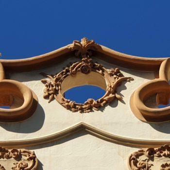 Edificio La Llave. Detalle fachada