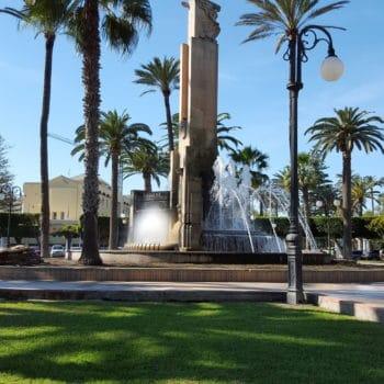 Jardines Plaza de España 01