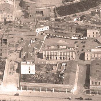 Plaza Culturas año 1932