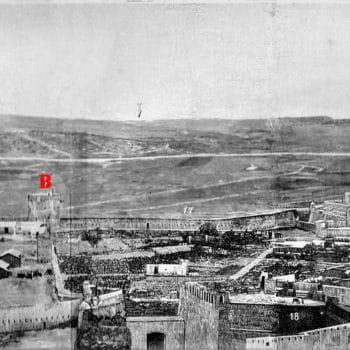 Plaza de las Culturas 1887