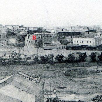Plaza de las Culturas 1910