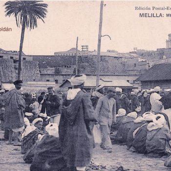 Plaza de las Culturas 1915