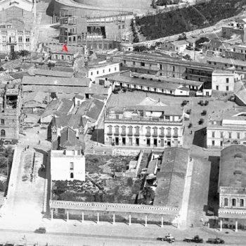 Plaza de las Culturas 1932