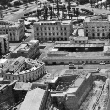 Plaza de las Culturas 1971