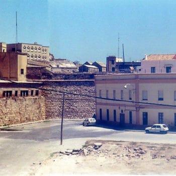 Plaza de las Culturas 1989