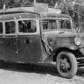 Autobus La Hispana