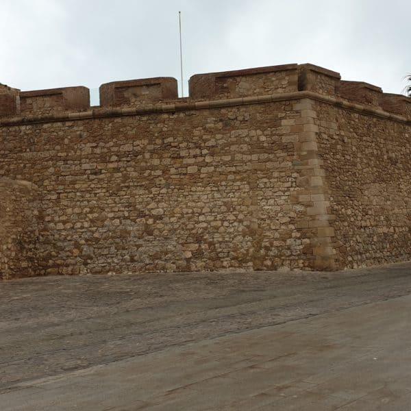 Baluarte de San José Bajo