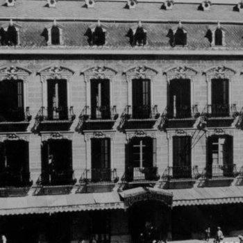 Casa Baños. Fotografía de Wikipedia