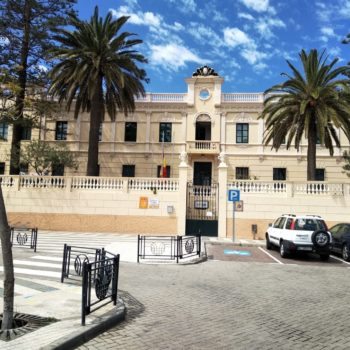 Colegio La Salle El Carmen desde la Plaza, Fotografía de Carmen Camargo