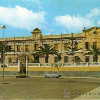 Colegio La Salle El Carmen. Postal antigua. Todocolección