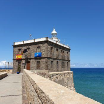 EL Faro de Melilla. Sede de la Fundación Melilla Ciudad Monumental