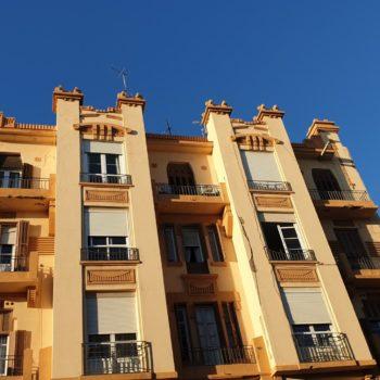 Edificio Iberia. Fachada Avda. Juan Carlos I Rey 01