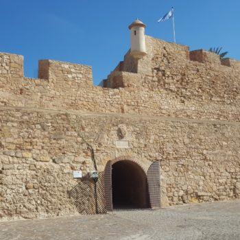 Entrada túnel de San Fernando
